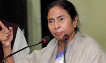 Mamata slams Rajnath over his meeting with GJM secretary