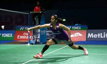Japan Open Super Series: Saina Nehwal trounces Pornpawee Chochuwong to set up second-round clash with Carolina Marin