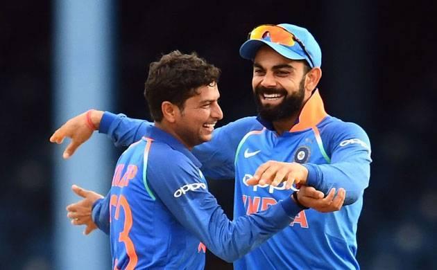 India vs Australia, 2nd ODI - Virat Kohli