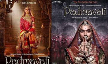 Padmavati: Deepika Padukone reveals her look as 'Goddess Queen' on first day of Navratri