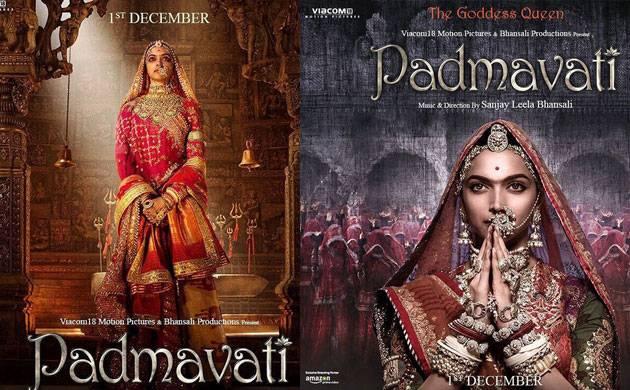 Padmavati: Deepika Padukone reveals her first look as 'Goddess Queen'