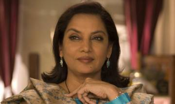 Urdu not the language of any particular section: Shabana Azmi