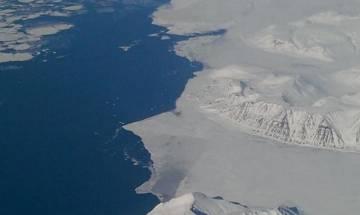 Watch Video: Arctic sea ice shrank to its smallest area of the season at 4.64 million square kilometres