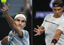 Arch rivals Roger Federer, Rafael Nadal to play for Team Europe against World in inaugural Laver Cup