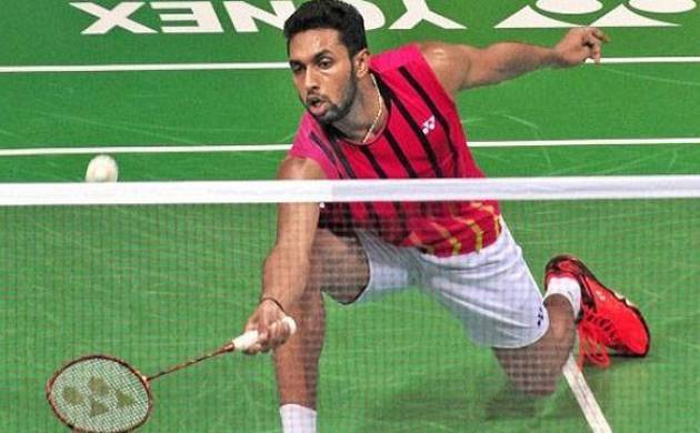 HS Prannoy - File Photo