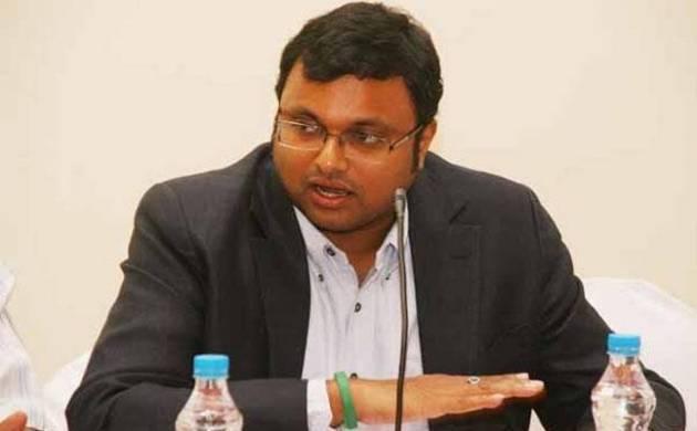INX Media case: Karti Chidambaram went abroad to close foreign bank accounts, CBI tells SC. (File Photo)