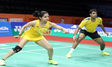 Japan Open: Sikki Reddy, Pranaav Chopra stun Korean pair Na-Jae to enter maiden Super Series semis
