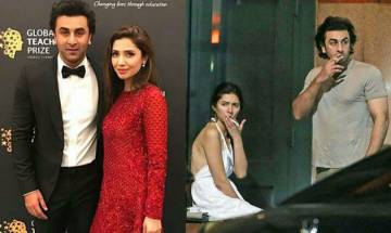 Ranbir Kapoor spends quality time with rumored girlfriend Mahira Khan in New York (see pics)