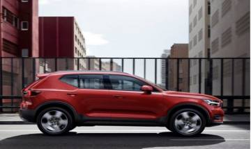 Volvo launches latest XC40 model; know more features, specifications and launch date in India