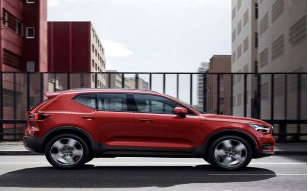 Volvo launches latest XC40 model, know features of smallest ever SUV