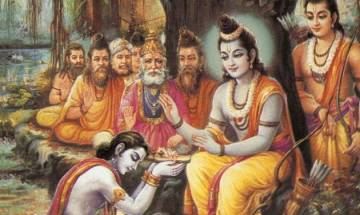 Bharata: An epitome of dharma and idealism
