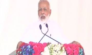 Varanasi tour, day 2: It is our responsibility to provide home to poor, we will provide them one by 2022, says PM Modi