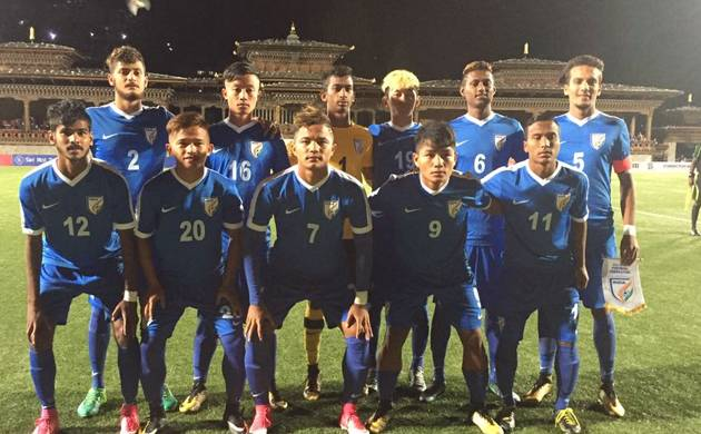 SAFF U-18 Championship: India thrash Bhutan 3-0