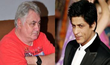 Shah Rukh Khan's acting guru Barry John says SRK is on another planet and there is no communication with him