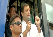 Rahul slams PM Modi, says BJP govt has failed to provide employment to youth