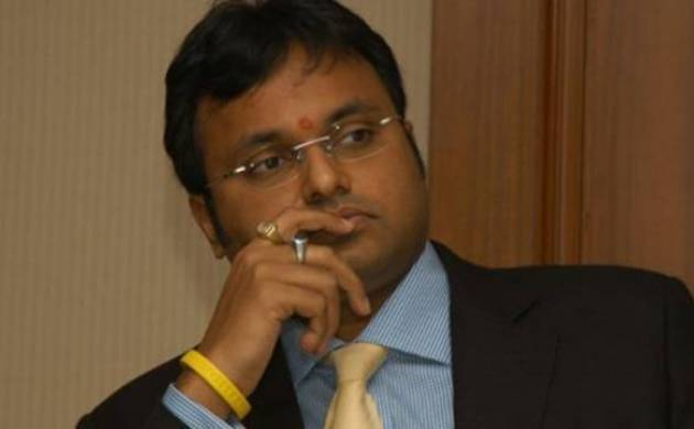 Enforcement Directorate attaches Karti Chidambaram's assets worth Rs 1.16 crore (File Photo)