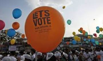 People who vote in elections are happier then those who don't: Study