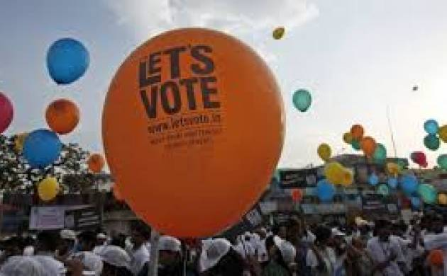 People who vote in elections are happy then those who don't: Study