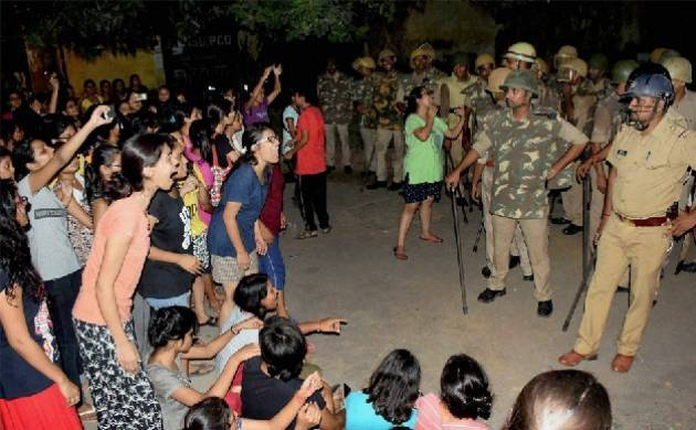 BHU violence: SO, CO, ACM removed prima facie for lathicharge (File photo)