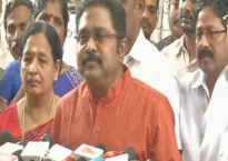 Two leave symbol case: Dhinakaran says he will approach EC on September 29