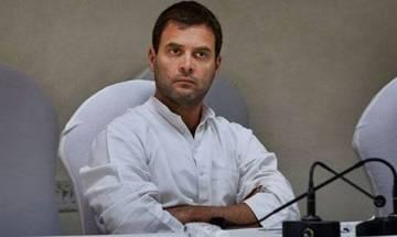 Rahul Gandhi invokes legacy of Sardar Patel to woo Patidar