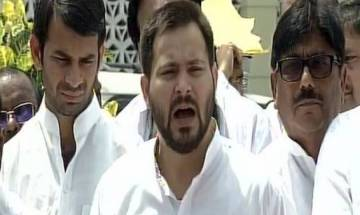 IRCTC hotel tender case: Tejashwi seeks two weeks time to appear before CBI