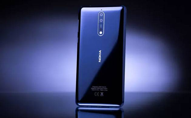 Nokia 8 launched in India