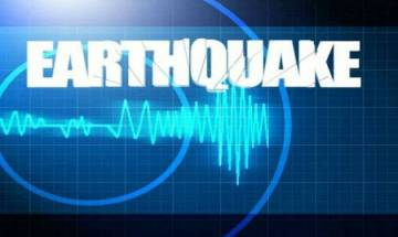 6.0-magnitude earthquake jolts Papua New Guinea