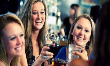 Hic Hic Hurray: Consuming alcohol with controlled diet can keep liver problems away, says study