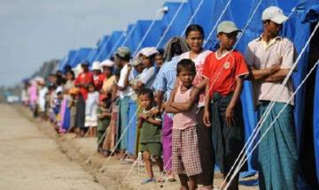 UN says 480,000 in latest Rohingya exodus to Bangladesh