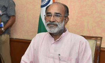 Tourism minister KJ Alphons calls for clean India to promote tourism