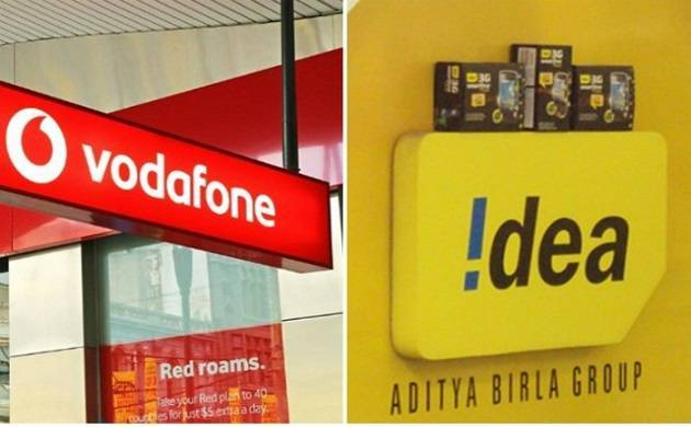 Vodafone and Idea Cellular merger