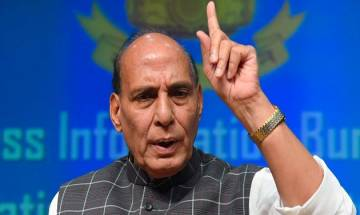 Rajnath Singh launches counter-attack on Yashwant Sinha, says India's economy is world's fastest growing