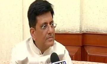 Railway Minister Piyush Goyal rebuts Yashwant, claims India is world's fastest growing economy