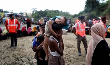 Rohingya crisis: Hindus recall horrors of violence as mass grave surfaces in Rakhine state
