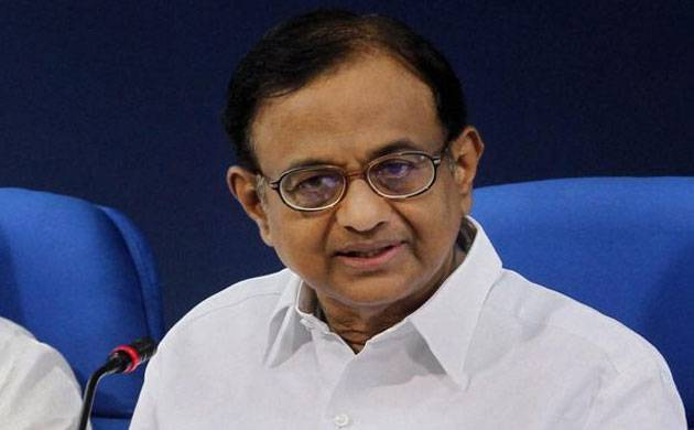 Chidambaram questions Modi govt on Yashwant Sinha's article, says 'will power now admit the truth'