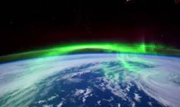 Breathtaking northern lights or Aurora Borealis captured from space, thanks to NASA's ISS  | Watch Video
