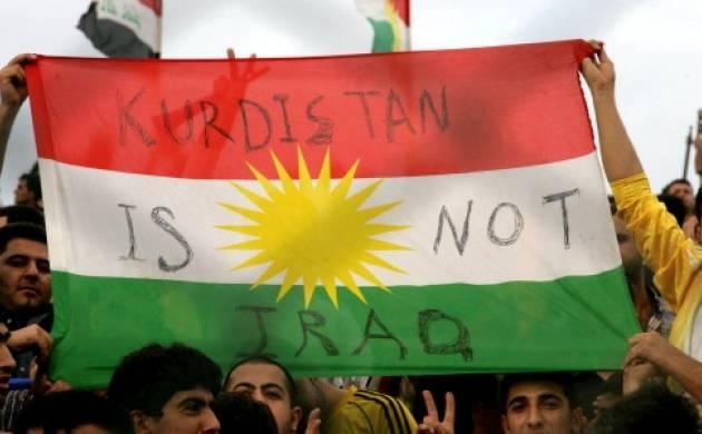 Kurdish independence vote: Iraq threatens flight ban