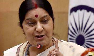 Sushma Swaraj grants visa to Pak girl for heart surgery