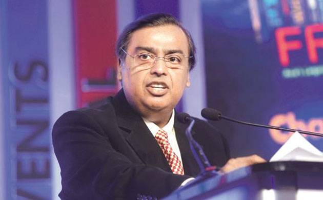 Ambani says 4G coverage in India will exceed 2G during next one year (Image: PTI)