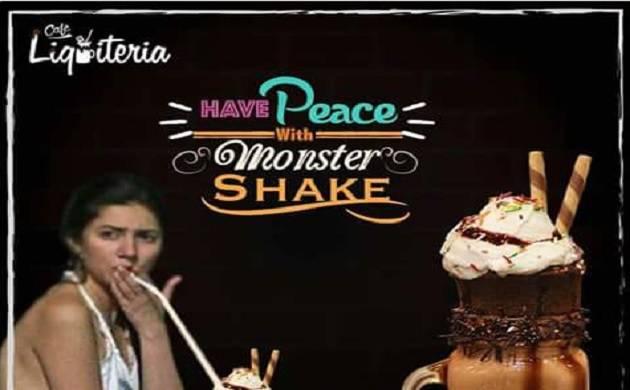 Mahira Khan's smoking picture used as marketing gimmick by Pakistani Cafe