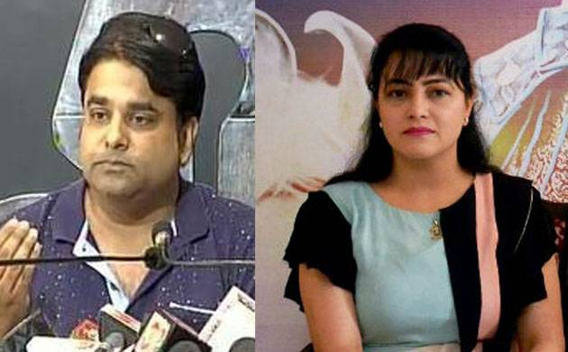 Honeypreet's former husband Vishwas Gupta alleges threat to life