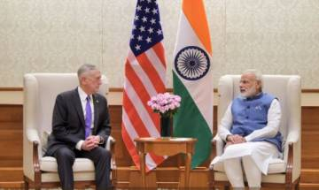Hope India-US military cooperation conducive to regional peace: Chinese Defence Ministry