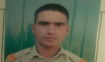 Video: Unarmed BSF constable responded with Jai Hind while facing death at the hands of terrorists at home in J&K