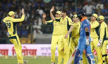 India vs Australia: Australia halt Indian juggernaut with 21-run victory, post first win of series