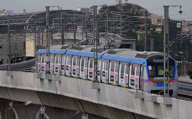 TRS' actions lead to delay in completion of Hyderabad metro rail project: Congress (Source: PTI)
