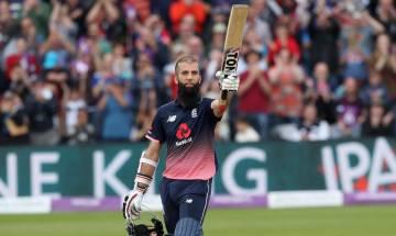 Moeen Ali, Jos Butler's quickfire cameos help England edge Windies by 6 runs in 4th ODI, seal series