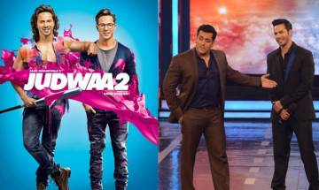 Judwaa 2 movie review: Varun Dhawan's entertaining performance a nostalgic journey for Salman Khan's fans