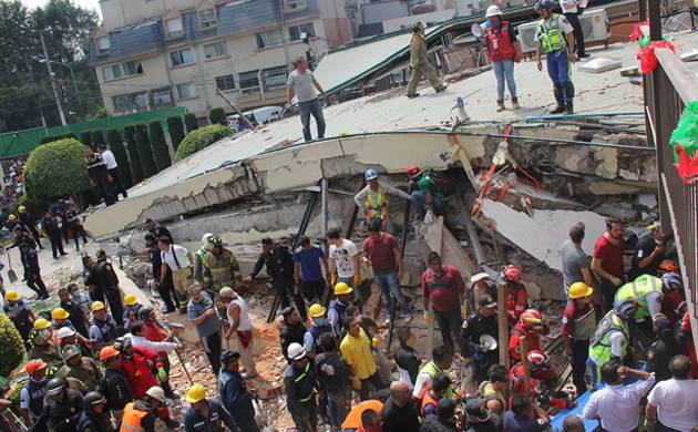 Mexico earthquake death toll increases to 344