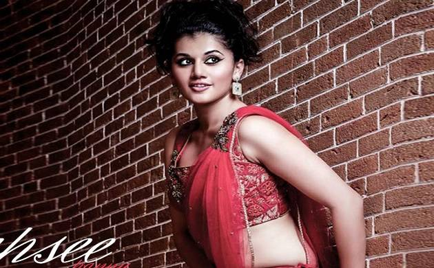 Judwaa 2 star Taapsee Pannu is afraid of auditions